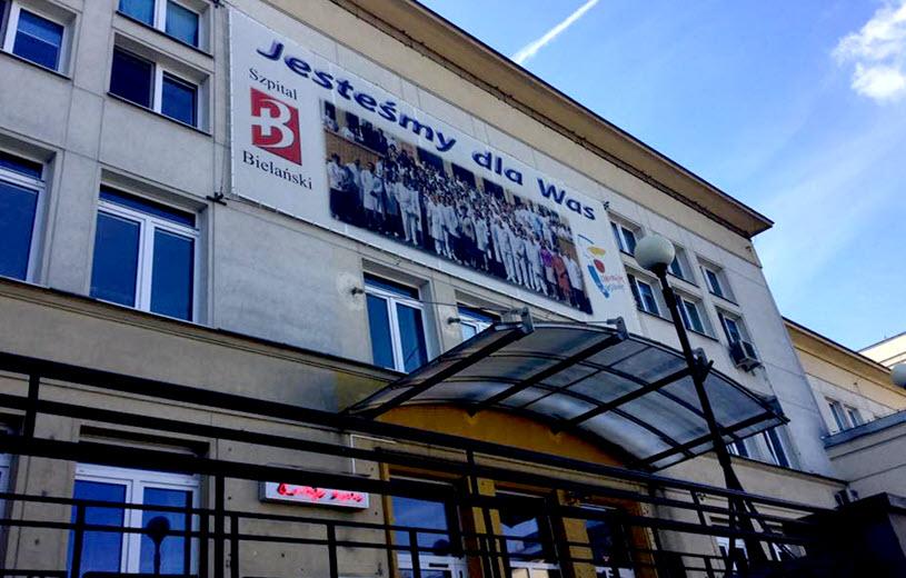 Szpital w Bielańskim